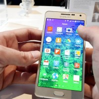 Samsung Galaxy A5 16gb gold SECOND BINTANG 4