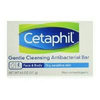 Jual Cetaphil Antibacterial Gentle Cleansing Bar 127gr Murah