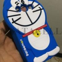 Case 4D Doraemon Samsung Galaxy V+ Ace 4 /Karakter/Silikon/3d/Plus