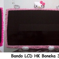 BANDO TV LED UK 32 HELLO KITTY MAWAR