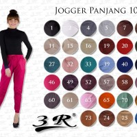 Jogger 103, Joger 3R versi Lebih Panjang u/ Wanita yg badannya tinggi
