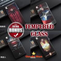 Jual Softcase Super Hero TPU Rubber 3D Superhero Soft Back Case Xiaomi Mi4s Murah