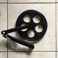 Harga gear sepeda | WIKIPRICE INDONESIA