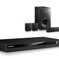 Entertainment Audio Samsung HT-E350K 5.1 DVD Home Theater System