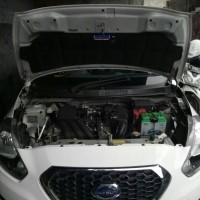 Exlusive Lapis Hitam Peredam Panas Dan Suara kap Mesin Datsun Go