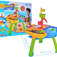 SAND AND WATER TABLE KINGDOM - MAINAN PANTAI