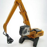 harga 1:50 Ori Liebher 944 Excavator Miniatur Alat Berat Universal Hobbies Tokopedia.com