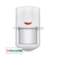 Wireless Motion Sensor, 433 MHZ, Dual PIR Detector, Wall Mounted, Murah