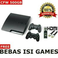 SONY PLAYSTATION 3 | SONY PS3 SLIM 500GB CFW SERI CECH 25XX FULL GAMES