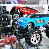 RC Mobil Bigfoot Storm Jeep Range Rover Evoque ,Skala 1:24 ,Murah