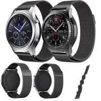 Milanese Magnetic Loop Stainless Steel Strap Samsung Gear S3