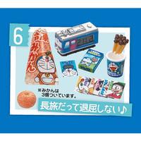 Doraemon Lunch Box of Train Re-ment (box no. 6)