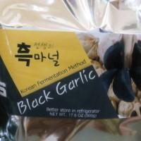 Jual Black Garlic (Bawang Hitam) Organic Non-Alcoholic Murah