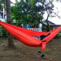 Jual hammock kamoro 270x150 tubular 5 M Murah