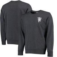 Manchester United adidas Crew Neck Sweatshirt - Gray