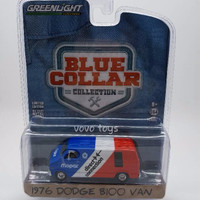 Greenlight 1:64 1976 Dodge B100 Van