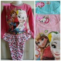 Baju Tidur Anak/Setelan Anak/Setelan Frozen