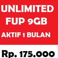 harga Perdana Smartfren 4g Lte Unlimited Fup 9gb Aktif 1 Bulan Tokopedia.com