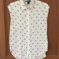 Jual H&M Cut out blouse Murah