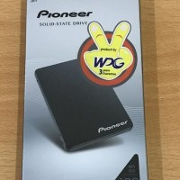 SSD Pioneer Aps Sl 120gb / Solid State Drive / Hitam