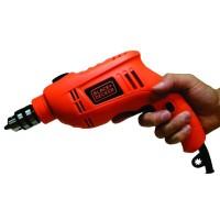 Black & Decker Hammer Impact Power Drill 10mm TB555 / Bor B 305 003
