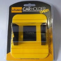 harga Vivan Chd01 Car Holder Silicon Anti Slip/gantungan Hp/tempat Handphone Tokopedia.com