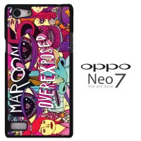 Maroon 5 Album Over Exposed 0238 Casing for Oppo Neo 7 | A33 Hardcase