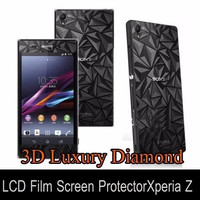 3d diamond screen xperia Z3 compact/mini