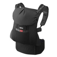 gendongan Aprica Baby Carrier Colan CTS Black