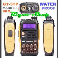 Jual HT Handy Talky Murah Tahan Air Waterproof Baofeng GT 3TP Mark III Dual Murah