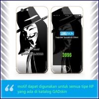 Garskin HP Gambar Vendetta Stiker