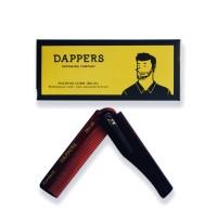 Jual Dappers Pomade Multipurpose Comb Sisir Lipat Murah