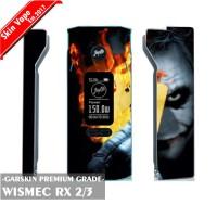 Garskin Vape Wismec RX 2/3 Joker Premium Grade