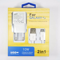 Diskon Original Charger Samsung Galaxy Note / S Series USB 2A