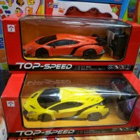 mainan mobil remot control top speed