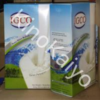 IGCO Susu Skim Colostrum pengganti Naco IgG Plus ..