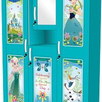 Lemari Pakaian Anak -Frozen (WDM 11735 FFV)