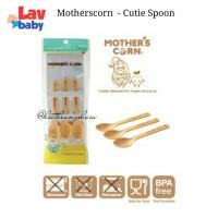 Motherscorn mother's corn Cutie Spoon Set