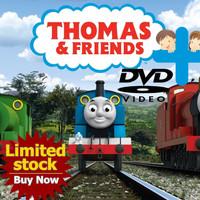 Film Kartun Edukasi Thomas & Friends 52 Episode Season 1 & 2 DVD Video