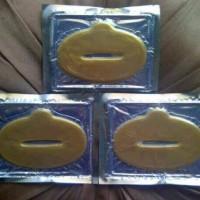 Jual Masker Bibir - Gold Collagen Lip Mask Murah