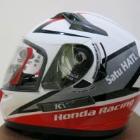 Helm Resmi OEM Honda HRR Full Face KYT