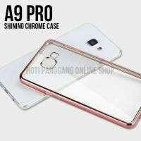 Case Chrome Samsung A9/Pro/A910/New/TPU/Softcase/Ultrat Limited