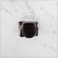 FUJIFILM XA1/XA2/XM1 Leather Camera Bag (Case Kamera) Onyx Black