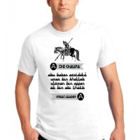 Kaos / T-Shirt Islami Khalifah Great Leader