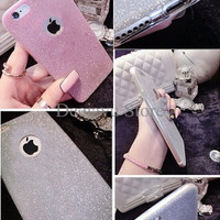 TERBATAS SOFT CASE Thin Glitter Bling Cute Candy FOR IPHONE 5 5S TERLA