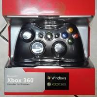 Stik Kabel / Stick Wired Xbox 360 - TW ( Black )