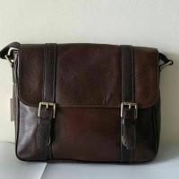 Tas fossil Estate EW Messenger Men Bag NWT Original Authentic