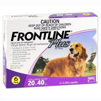 FRONTLINE PLUS 20kg-40kg/obat kutu