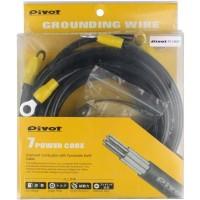 Pivot Kabel grounding Wire 7core stabil arus kelistrikan mobil