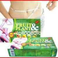 Fruit & Plant Slimming Capsule - Obat Pelangsing Herbal Super Cepat